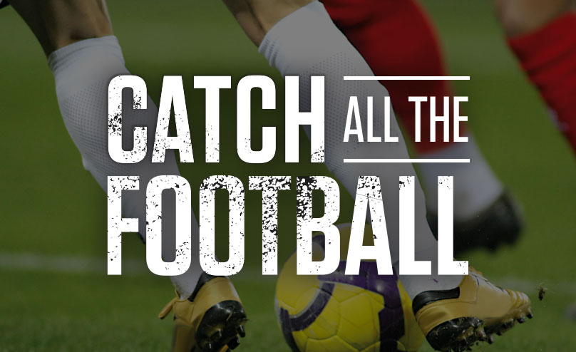 Watch Football at County Hotel
