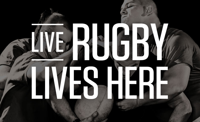 Watch Rugby at County Hotel
